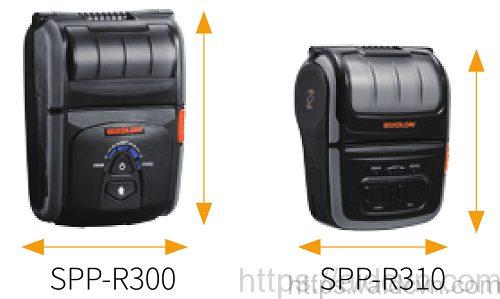Máy in mã vạch spp r310