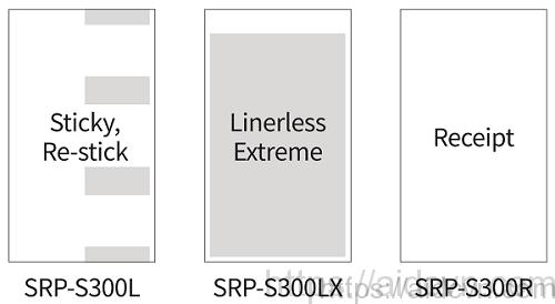 Máy in mã vạch spp s300