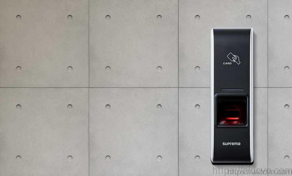Máy quẹt thẻ BioEntry Plus
