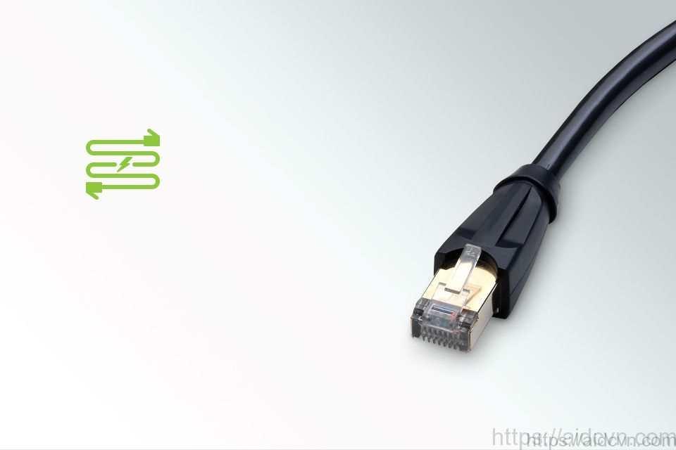 Kết hợp nguồn điện và internet làm một