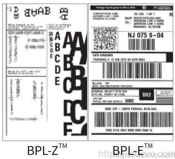 Máy in mã vạch SLP TX400-5