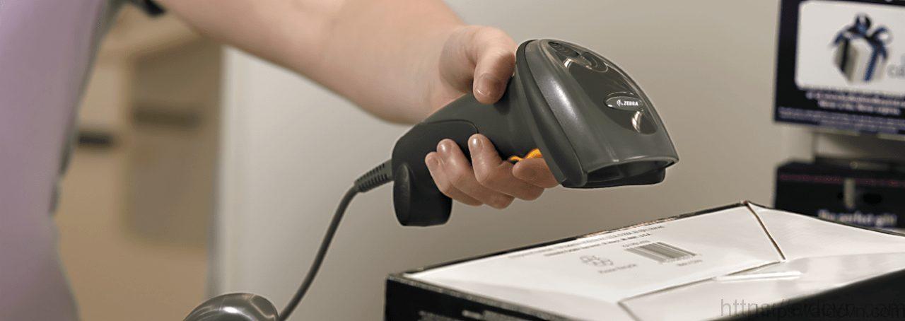 Máy quét mã vạch ds6700- ứng dụng