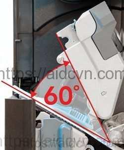 máy in mã vạch cl408nx