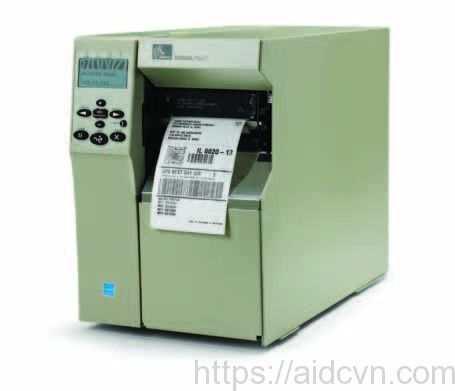 máy in mã vạch zebra 105Sl Plus