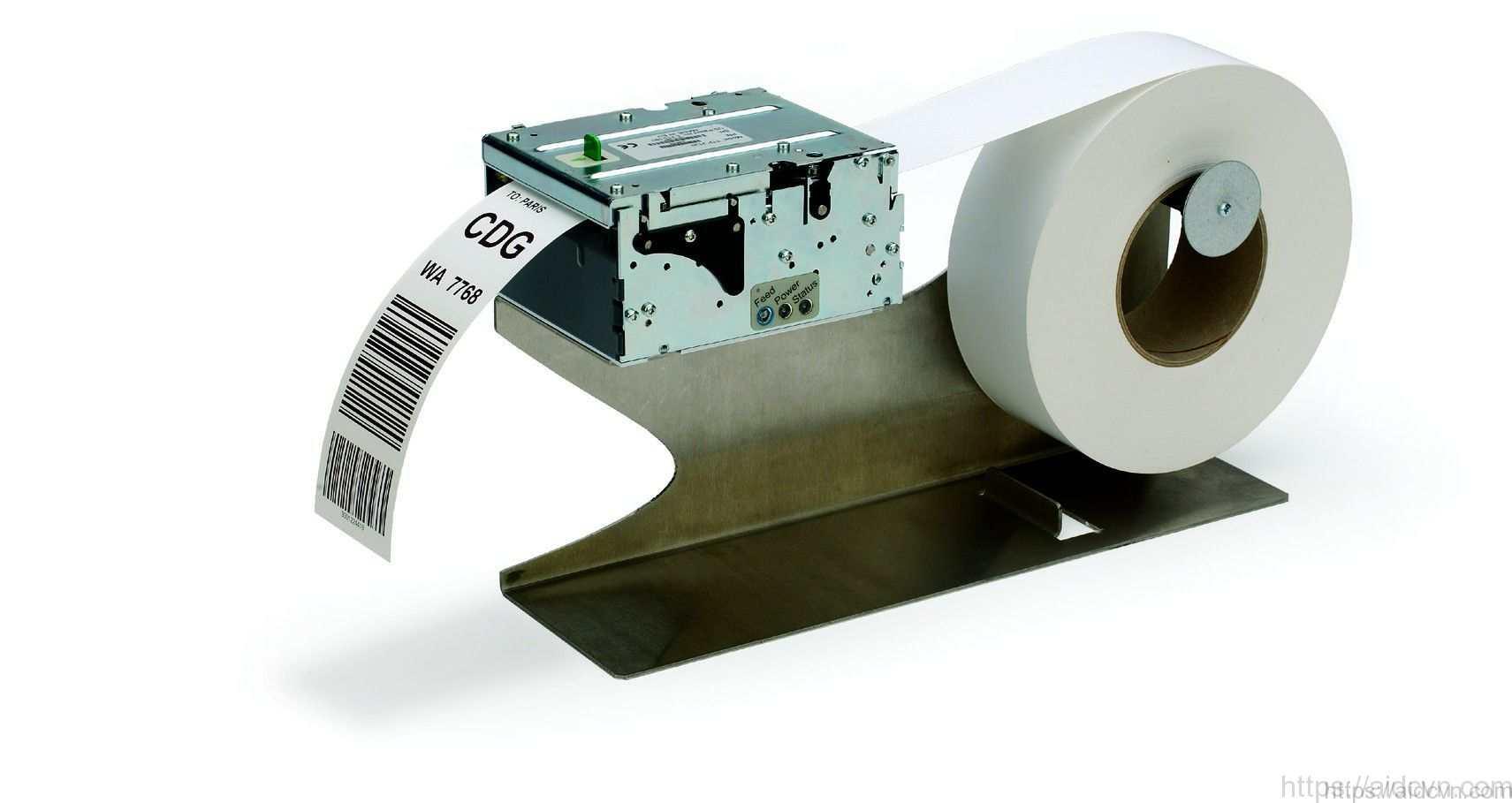 Máy in thẻ và tem nhãn ttp 2100