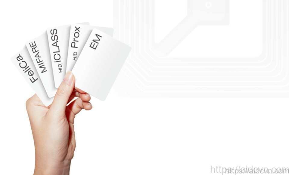 Máy chấm công vân tay và thẻ từ Bioentry W2