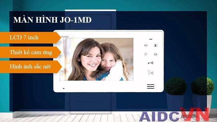 Chuông cửa màn hình JOS-1V