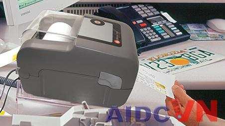 Máy in mã vạch Datamax-O'Neil E-4204B
