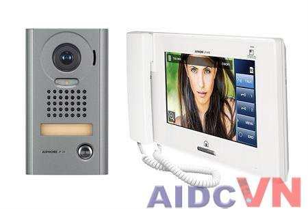 Nút chuông cửa camera Aiphone JP-DV
