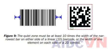 Những lỗi mã vạch thường gặp trong in ấn