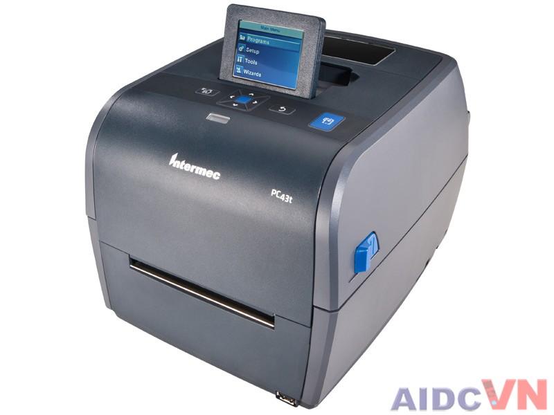 Máy in mã vạch Intermec PC43d và PC 43t