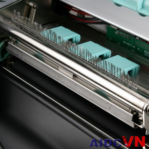 Đầu in của máy in mã vạch Godex EZ 6300 Plus 300dpi