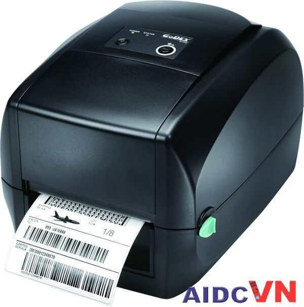 máy in mã vạch godex rt700