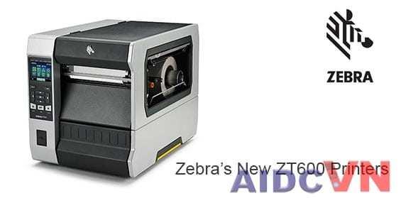 Máy in mã vạch Zt600