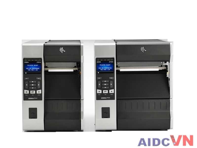 máy in mã vạch công nghiệp zebra zt610 203 dpi