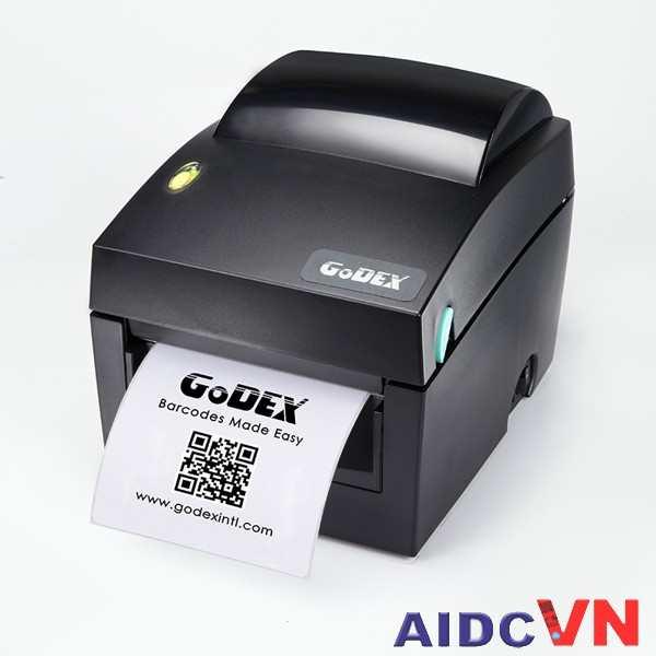 Máy in mã vạch Godex EZ DT4 203dpi