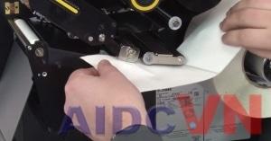 Dòng sản phẩm máy in tem nhãn mã vạch Zebra ZT600