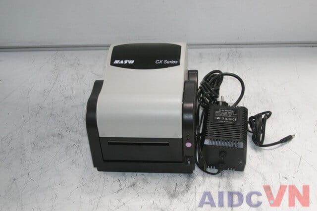 Máy in mã vạch SATO CX400 203dpi
