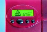 Màn hình của máy in mã vạch AP5.4