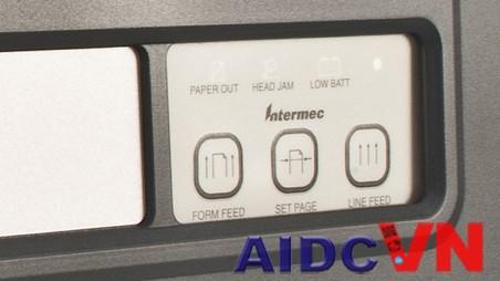 Máy in mã vạch Intermec 6822