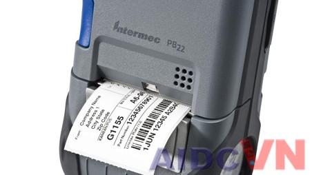 Máy in tem nhãn Intermec PB22