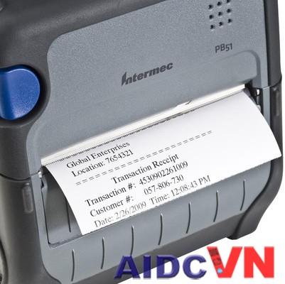 Máy in hóa đơn Intermec PB51