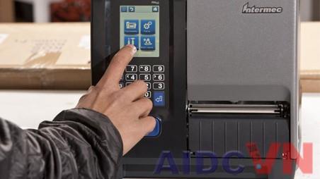 Máy in tem intermec PM43 và PM43c
