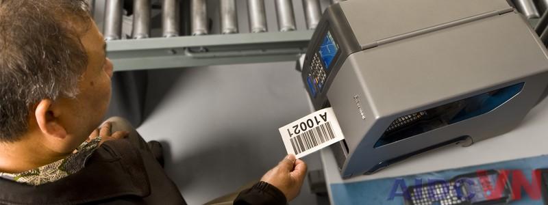 Máy in mã vạch Intermec PM43/PM43c