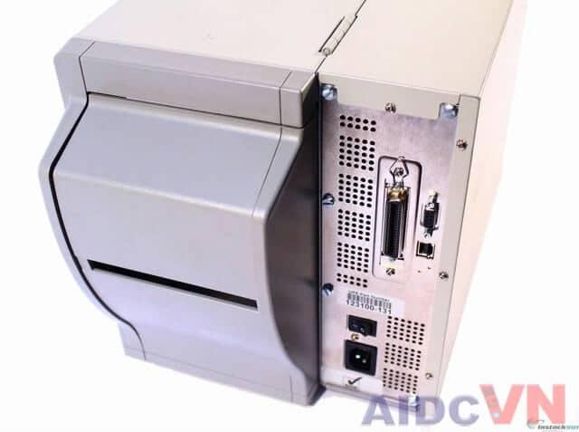 Máy in mã vạch Zebra S4M 300dpi