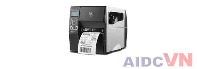 Máy in mã vạch Zebra ZT230 300dpi thế hệ mới