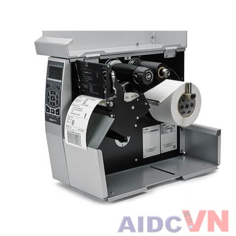 Bên trong của máy in mã vạch công nghiệp Zebra ZT510 203dpi