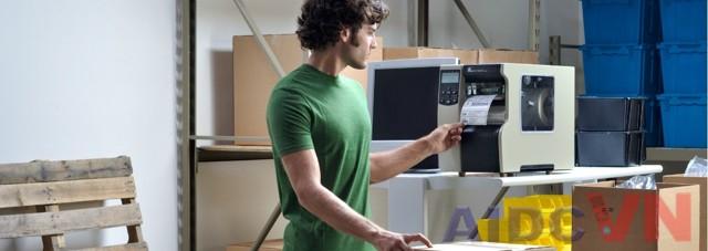 Ứng dụng của máy in mã vạch Zebra R110Xi4