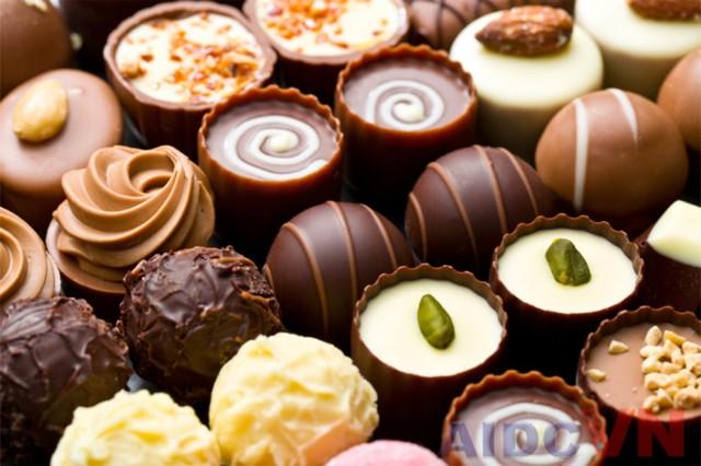Mã vạch cho bánh kẹo và hàng hóa