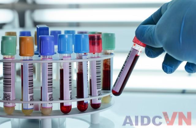 Mã vạch trong xét nghiệm máu và trong bệnh viện