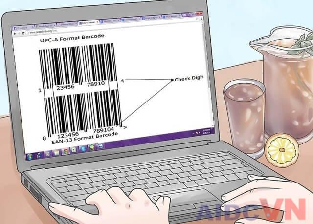 Xác định bạn cần mã vạch UPC-A hoặc EAN-13