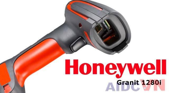 Máy quét mã vạch Honeywell Granit 1280i