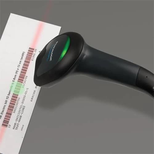 Máy quét mã vạch 1D Datalogic QW2120