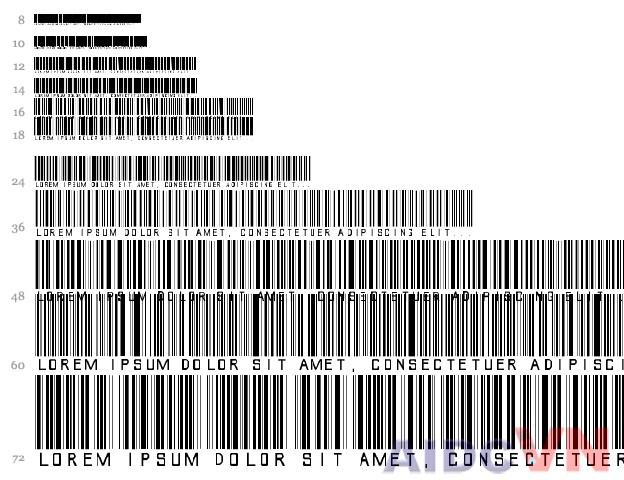 Mã vạch chuẩn cho máy in mã vạch