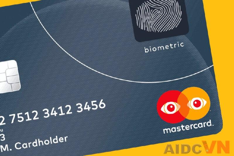 Master Card chuẩn bị sử dụng công nghệ bảo mật vân tay trên thẻ của mình