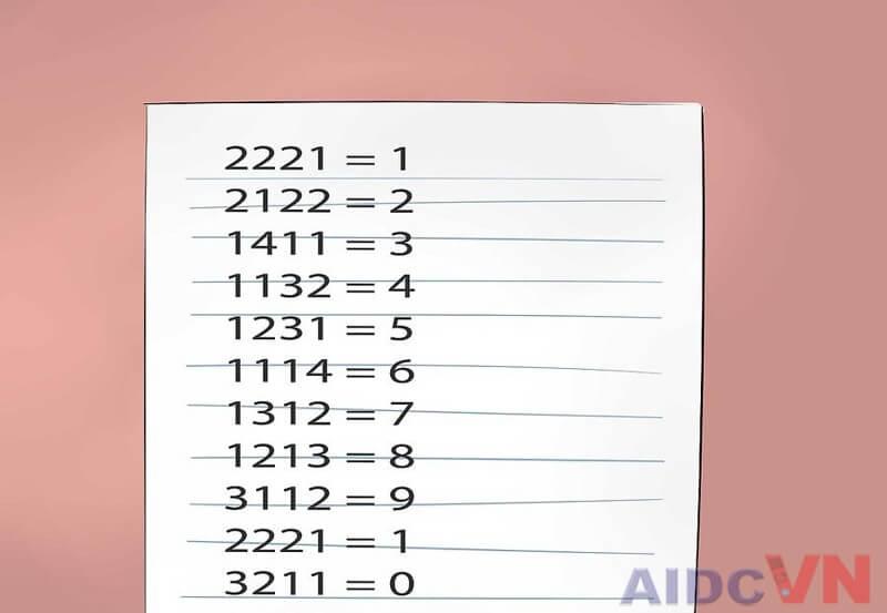 Cách đọc mã vạch UPC Bước 11