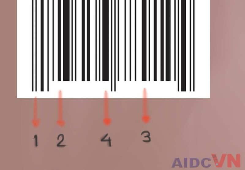 Cách đọc mã vạch UPC bằng mắt Bước 8