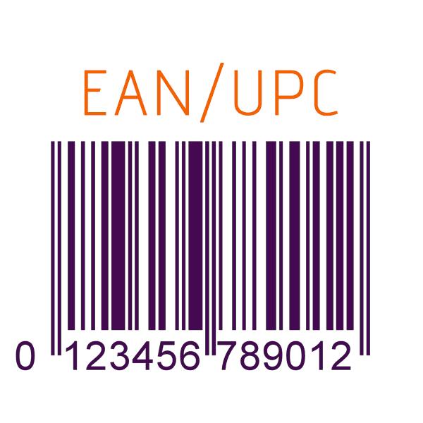 Mã vạch EAN / UPC