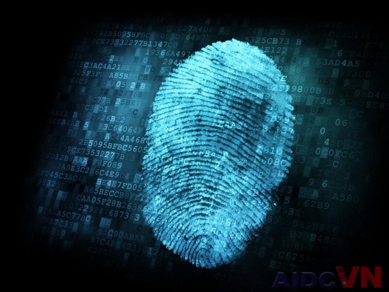 Bảo mật hơn với công nghệ vân tay