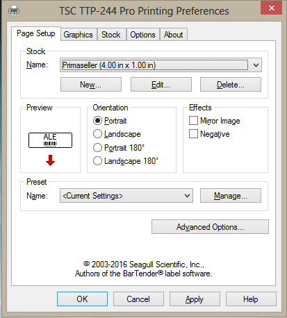 Cách cài đặt máy in mã vạch chính xác