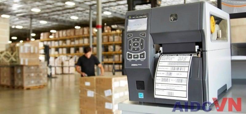 Máy in mã vạch công nghiệp