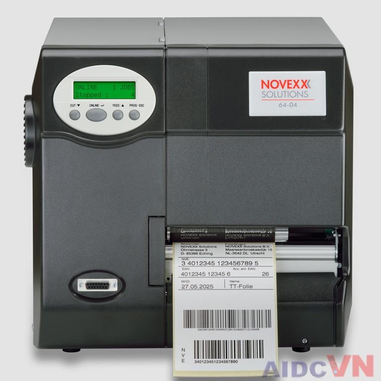 Máy in mã vạch Novexx 64-0x