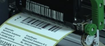 Máy in mã vạch Novexx XLP 50X