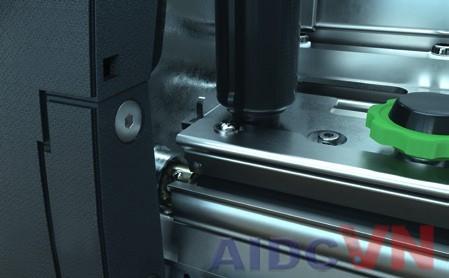 Máy in mã vạch Novexx XLP 50X dễ dàng bảo trì và sửa chữa