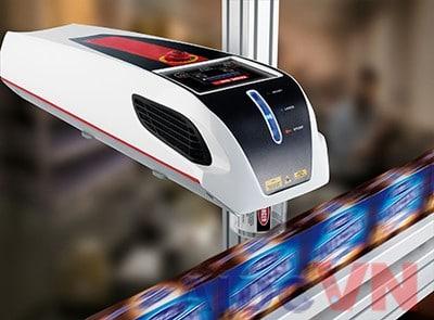 Máy in laser cho ngành thực phẩm