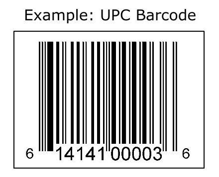 Mã vạch UPC